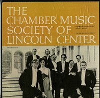 The Chamber Music Society Of Lincoln Center - Various Works