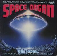 Jonas Nordwall - Space Organ