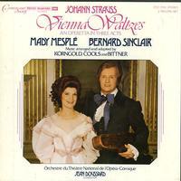 Mesple, Doussard, Orchestre du Theatre National de l'Opera-Comique - Strauss: Vienna Waltzes