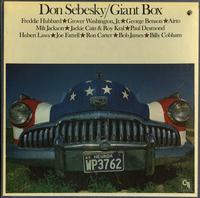 Don Sebesky - Giant Box