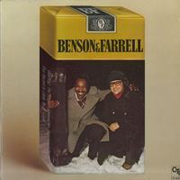 George Benson, Joe Farrell - Benson & Farrell -  Preowned Vinyl Record
