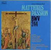 Ramin, Gewandhausorchester Leipzig - Bach: Matthaus Passion BWV 244