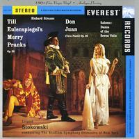 Leopold Stokowski - R. Strauss: Don Juan/ Till Eulenspiegel's Merry Pranks