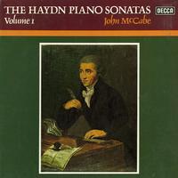 John McCabe - The Haydn Piano Sonatas Vol. 1