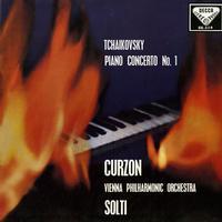 Curzon, Solti, Vienna Philharmonic Orchestra - Tchaikovsky: Piano Concerto No. 1