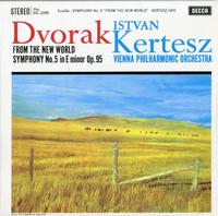 Kertesz, Vienna Phil. Orchestra-Dvorak: From the New World - Symphony No.5 in E minor, Op.95