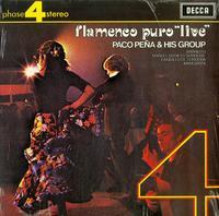 Paco Pena and his Group-Flamenco Puro