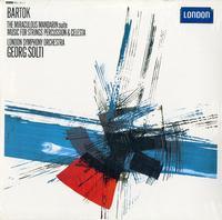 Solti, London Symphony Orchestra-Bartok: The Miraculous Mandarin Suite