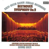 Solti/ Chicago Symphony Orchestra - Beethoven: Symphony No.9