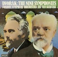 Istvan Kertesz: London Symphony Orchestra - Dvorak: The Nine Symphonies