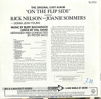Original Cast Album - On The Flip Side