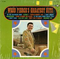 Webb Pierce - Webb Pierce's Greatest Hits