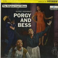 Original Cast - Porgy and Bess