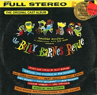 Original Cast Recording - The Billy Barnes Revue