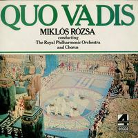 Rozsa, National Philharmonic Orchestra and Chorus-Quo Vadis