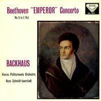 Backhaus, Schmidt-Isserstedt, Vienna Philharmonic Orchestra-Beethoven