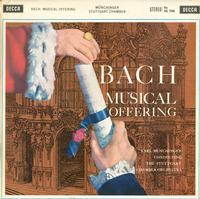 Münchinger, Stuttgart Chamber Orchestra - Bach: Musical Offering