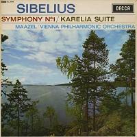 Maazel, VPO - Sibelius: Symphony No.1, Karelia Suite