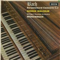 Malcolm, Munchinger, Stuttgart Chamber Orchestra - Bach: Harpsichord Concerti