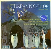 Ansermet, L'orch. De la Suisse Romande - Ravel: Daphnis & Chloe
