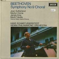Schmidt-Isserstedt, VPO - Beethoven: Symphony No.9 Choral