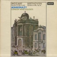 Ashkenazy, London Wind Soloists - Mozart: Quintet K452, Beethoven: Quintet Op.16