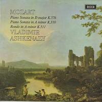 Vladimir Ashkenazy - Mozart: Piano Sonatas K310, K576, Rondo K511