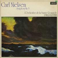 Kletzki, L'orchestre de la Suisse Romande - Nielsen: Symphony No.5 -  Preowned Vinyl Record
