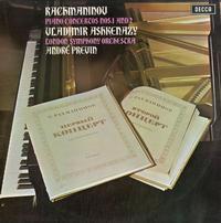 Ashkenazy, Previn, London Symphony Orchestra - Rachmaninov: Piano Concertos 1 & 2