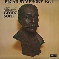Solti/ London Symphony Orchestra - Elgar: Symphony No.1
