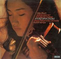 Kyung-Wha Chung, Royal Philharmonic Orchestra - Bruch: Violin Concerto No. 1 etc.