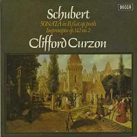 Clifford Curzon - Schubert: Sonata in B, Impromptu Op.142