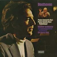 Vladimir Ashkenazy - Beethoven: Piano Concerto 1, Piano Sonata 8
