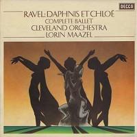 Maazel, Cleveland Orchestra - Ravel: Daphnis & Chloe