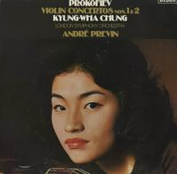 Chung, Previn, LSO-Prokofiev: Violin Concertos Nos. 1 & 2