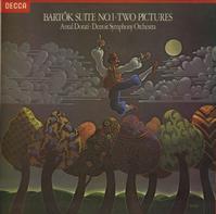 Dorati, Detroit Symphony Orchestra - Bartok: Suite No. 1 etc.