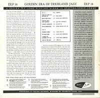 Various Artists - The Golden Era Of Dixieland Jazz