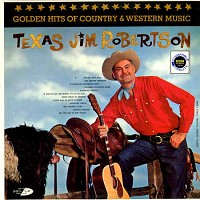 Texas Jim Robertson - Golden Hits Of Country & Western Music/m - -