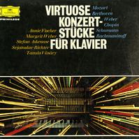 Various Artists - Virtuose Konzrtstucke Fur Klavier