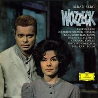 Lear, Bohm, Orchester der Deutschen Oper Berlin - Berg: Wozzeck