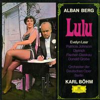 Lear, Bohm, Orchester der Deutschen Oper Berlin - Berg: Lulu