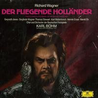 Jones, Bohm, Chor und Orchester der Bayreuth Festspiele - Wagner: Der Fliegende Hollander