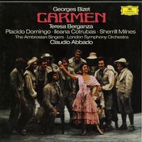 Berganza, Abbado, London Symphony Orchestra - Bizet: Carmen