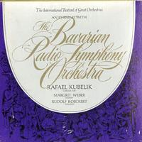 Kubelik, Bavarian Radio Symphony Orchestra - An Evening With the Bavarian Radio Symphony Orchestra