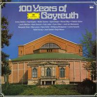 Various Artists - 100 Years of Bayreuth