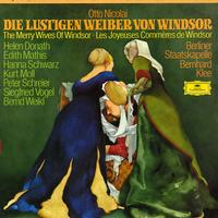Donath, Klee, Berliner Staatskapelle - Nicolai: The Merry Wives of Windsor