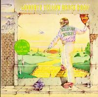 Elton John - Goodbye Yellow Brick Road *Topper Collection