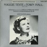 Maggie Teyte - At Town Hall