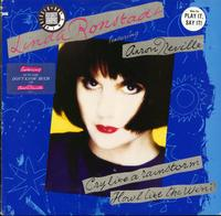 Linda Ronstadt Featuring Aaron Neville-Cry Like A Rainstorm Howl Like The Wind