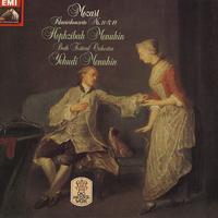 Menuhin, Bath Festival Orchestra - Mozart: Piano Concerto Nos. 14 & 19